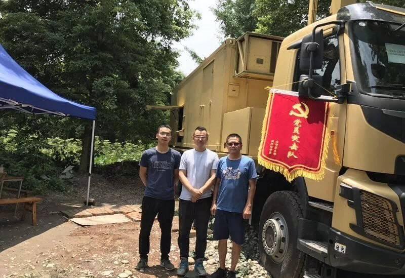 Туркмения приобрела китайскую станцию электронной разведки