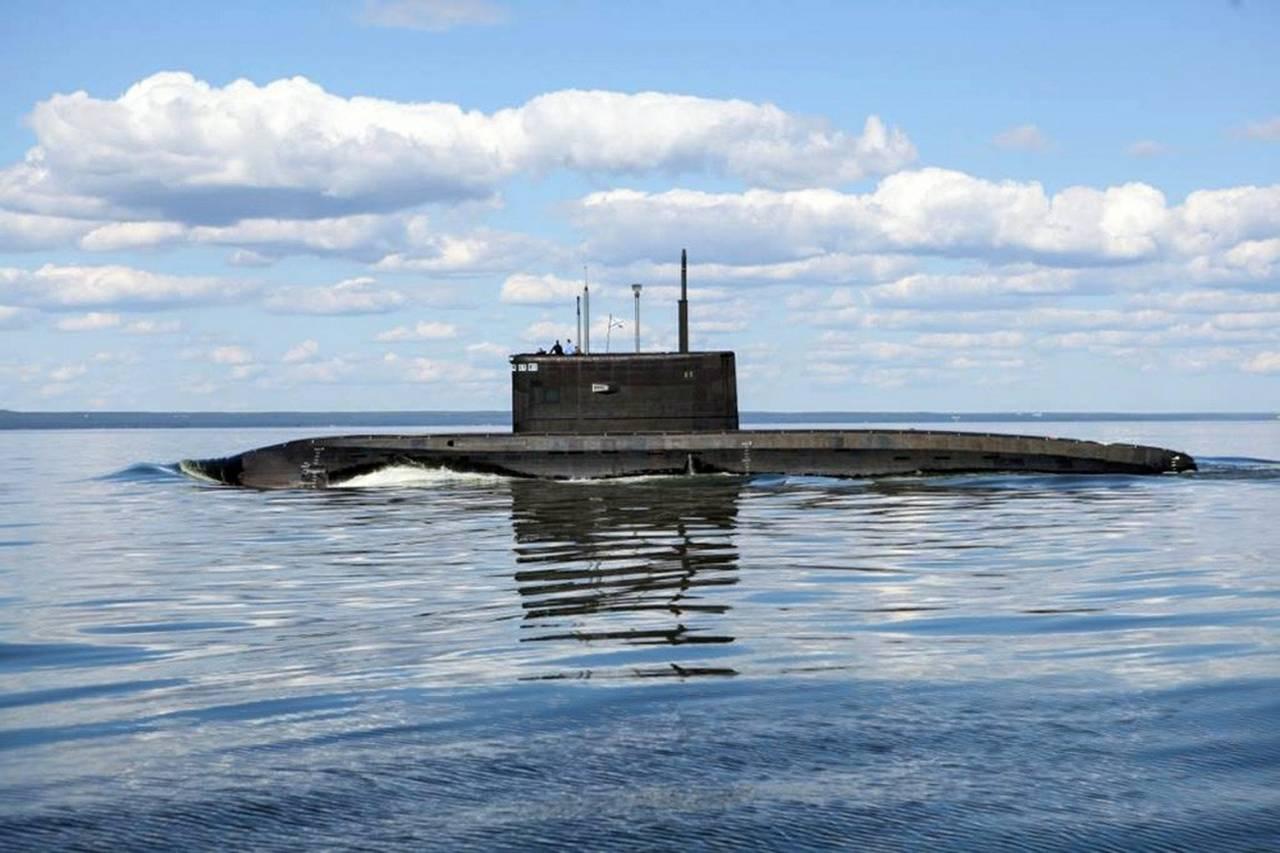 ВНАТО испугались русской подлодки-«призрака»