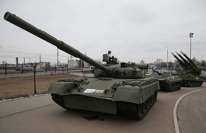 The first military equipment museum in the open will appear in Stavropol