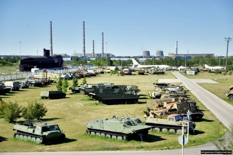 ВСтаврополе откроют музей военной техники под открытым небом