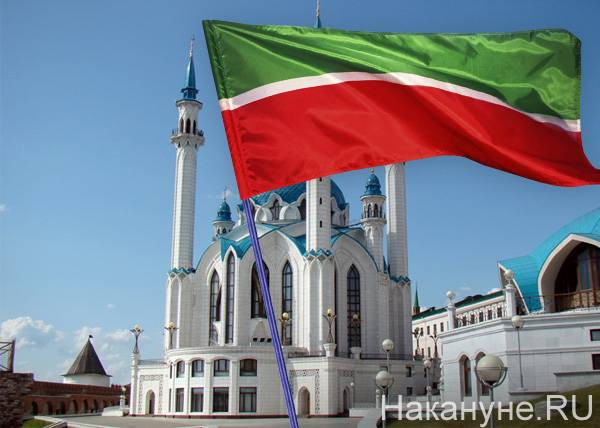 """In the textbooks of Tatarstan, the republic is called """"a separate state"""""""