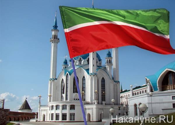 """在鞑靼斯坦共和国的教科书中,共和国被称为""""一个独立的国家"""""""