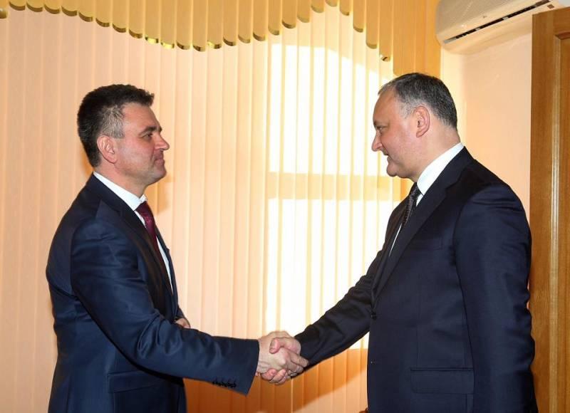 В Молдавии «европейцы» будут снесены по чешскому сценарию
