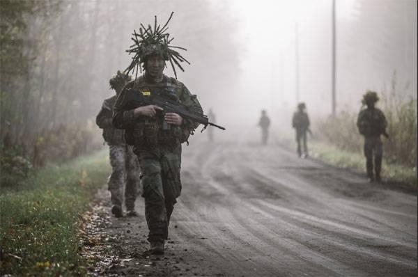 """NATO """"Silberpfeil"""" in Lettland"""