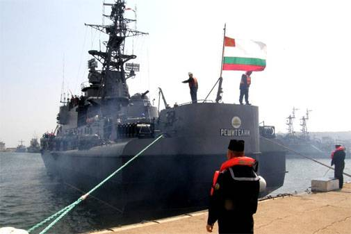 Bulgarian Navy: Build us a patrol ship, cheap