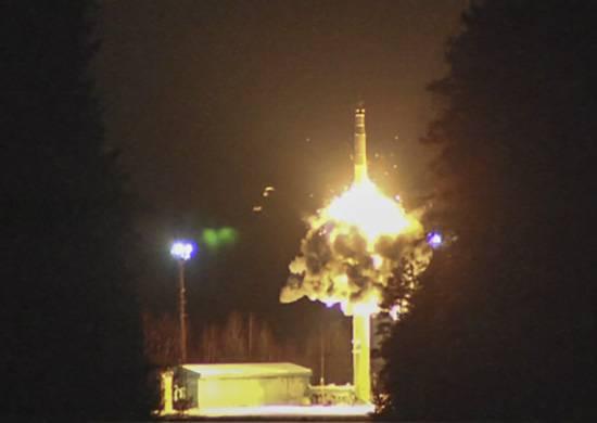 रूस में आयोजित रणनीतिक परमाणु बल प्रबंधन पर प्रशिक्षण