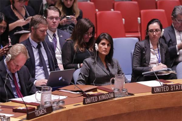 OPCW, Han-Şeyun'daki kimyasal silahların kullanımı hakkında BM Güvenlik Konseyi'ne bir rapor sundu.
