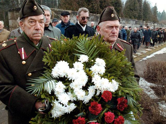 Saeima: I did not live in Latvia until 1940 is not a veteran!
