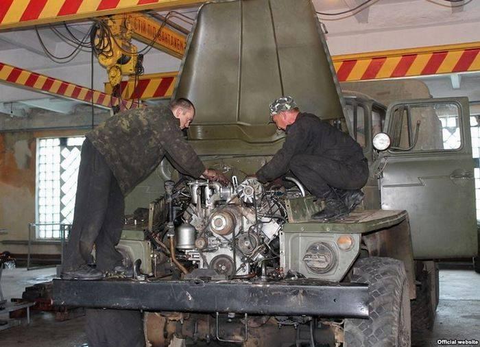 关于80乌克兰军队的队伍已经过时,在APU中得到认可