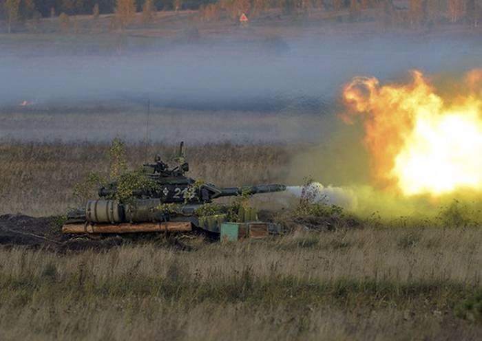 ヴォルガ地域では、10千人以上の兵士が関与して軍の統制チェックが完了しました。