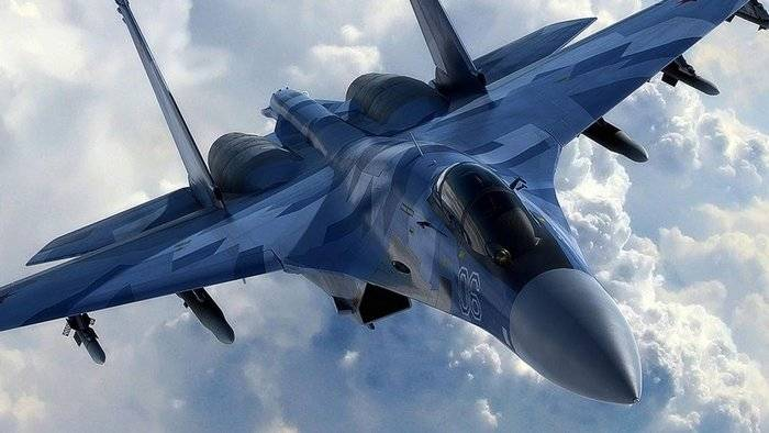 Indonesia will acquire 11 fighters Su-35 with a full complement of weapons