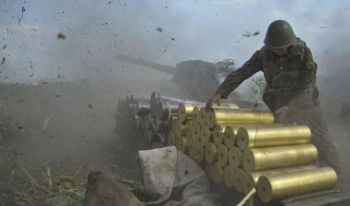 欧安组织SMM宣布顿巴斯冲突即将升级