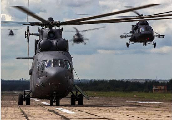 Dia da criação da aviação do exército russo