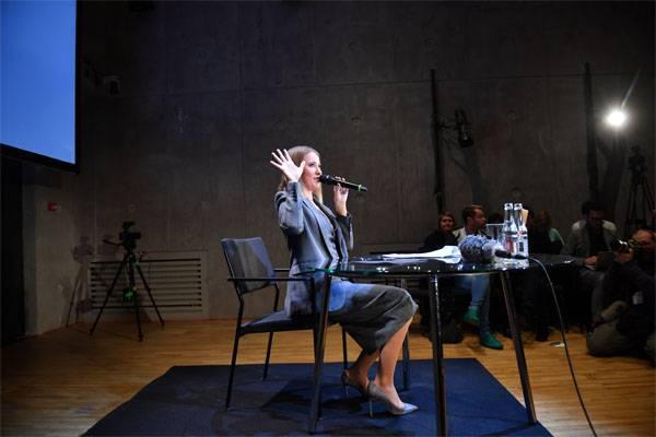 Sobchak: Je vais livrer le corps de Lénine et organiser un référendum répété en Crimée
