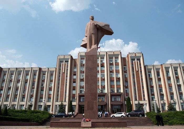 Transdinyester Rusya'ya katılmaya hazır