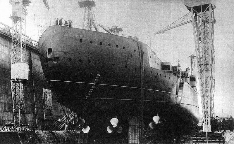 Черноморский судостроительный завод: развитие и упадок в начале XX века