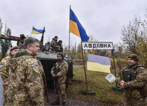 Alrededor del 40% de los funcionarios de seguridad ucranianos están listos para mudarse a Kiev desde la zona ATO