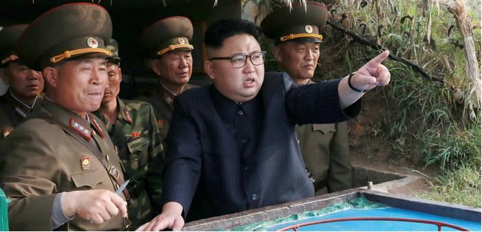 В США подсчитали число жертв в случае войны на Корейском полуострове