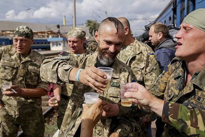 Matios: Nichtkampfverluste der Streitkräfte der Ukraine seit 2014 haben 10 Tausend Menschen überschritten