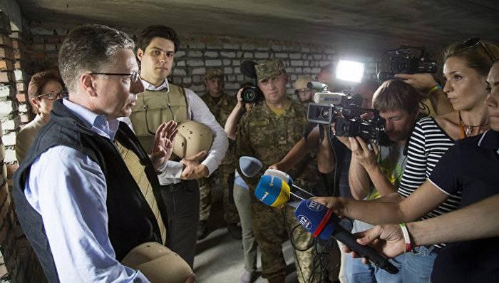 ABD Dışişleri Bakanlığı Özel Temsilcisi Kurt Walker, Rada üyeleriyle toplantılar yaptı