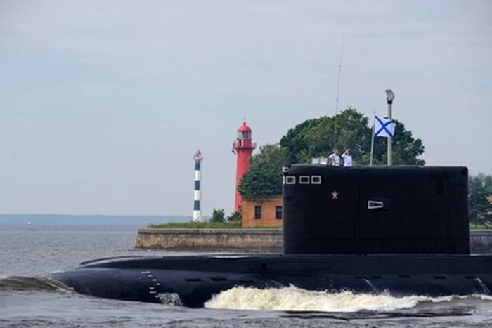 General of the Armed Forces of Ukraine: Russia intends to use the submarine against Ukraine