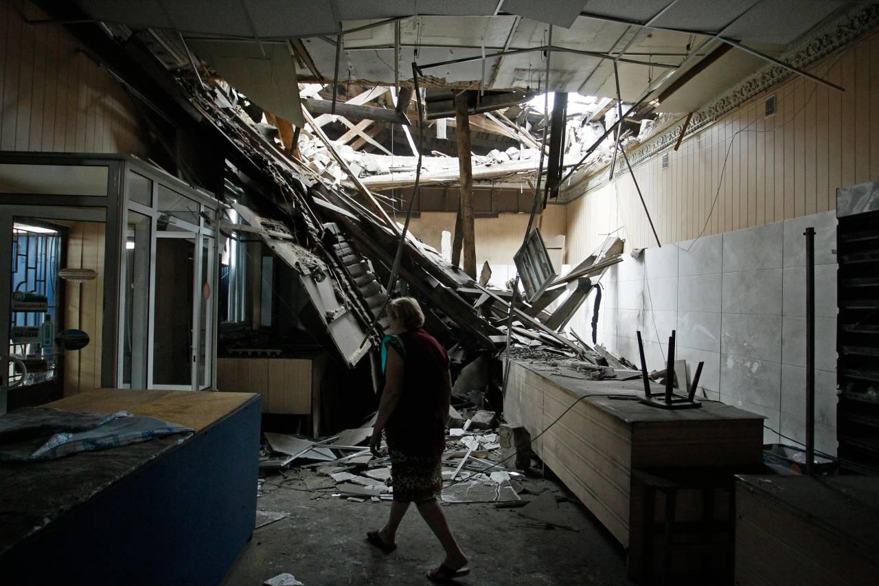 Украинская армия продолжает стрелять повсему фронту— ДНР