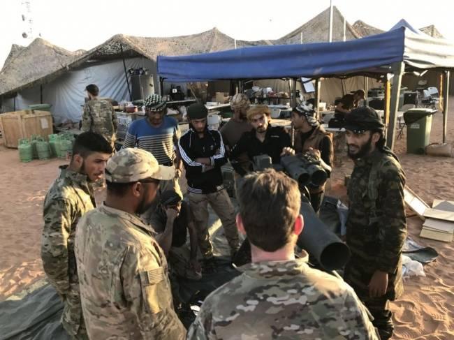 Base militaire d'Al-Tanf: cancer à éliminer