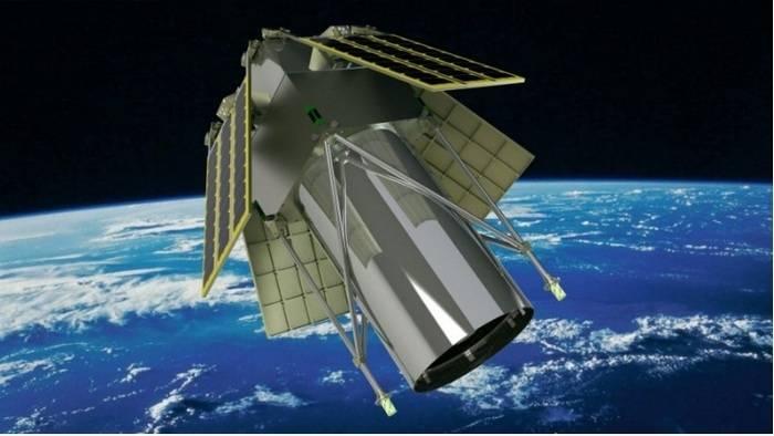 Американский военный спутник начал работу на орбите