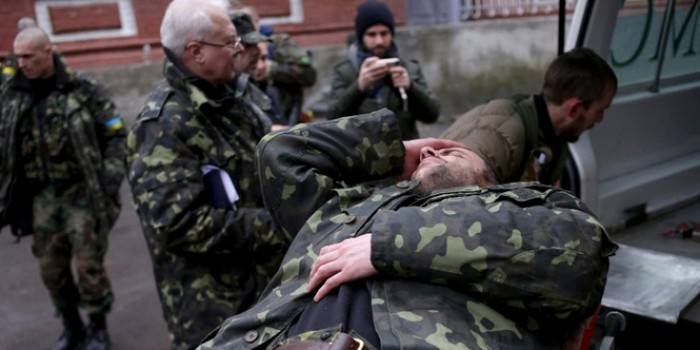 In the DPR explained the high non-combat losses of the Ukrainian army