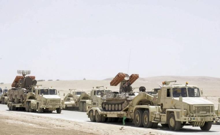 Jordan está vendiendo sistemas antiaéreos Osa, dado de baja