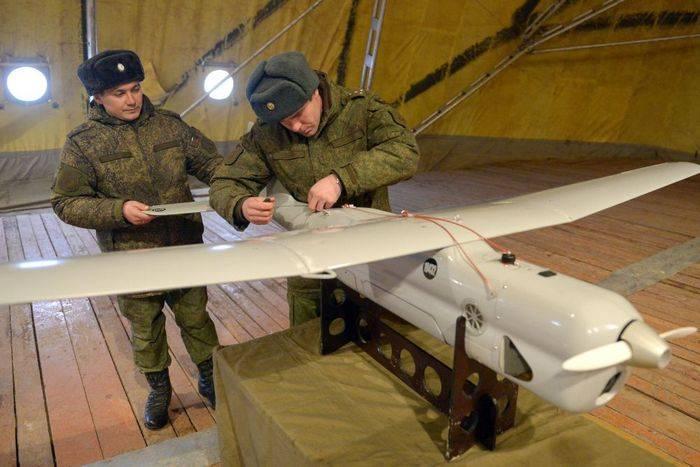 Más de 30 UAVs entraron en las unidades de combate de ZVO