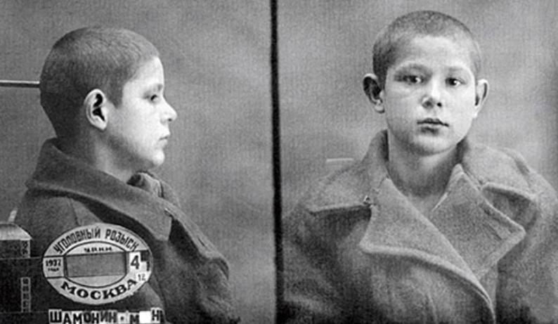 一个少年的子弹。 苏联的未成年人是否有任何死刑判决?