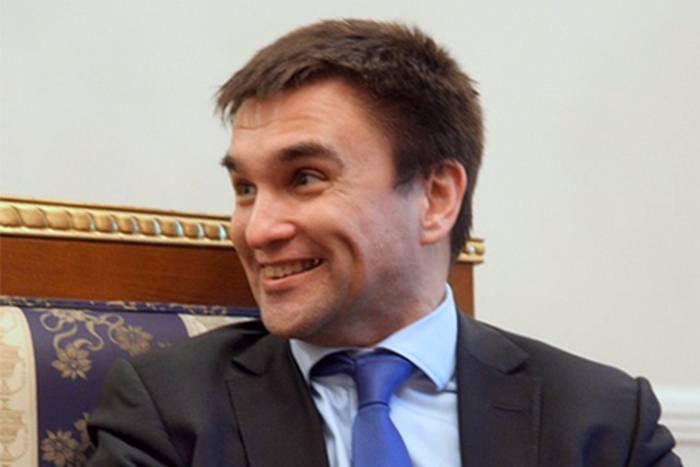 """Klimkin teilte seine Gedanken über die """"russischen Panzer"""" in Katalonien"""