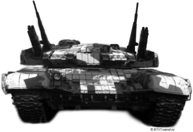 First BMPT - 787 Viper Object