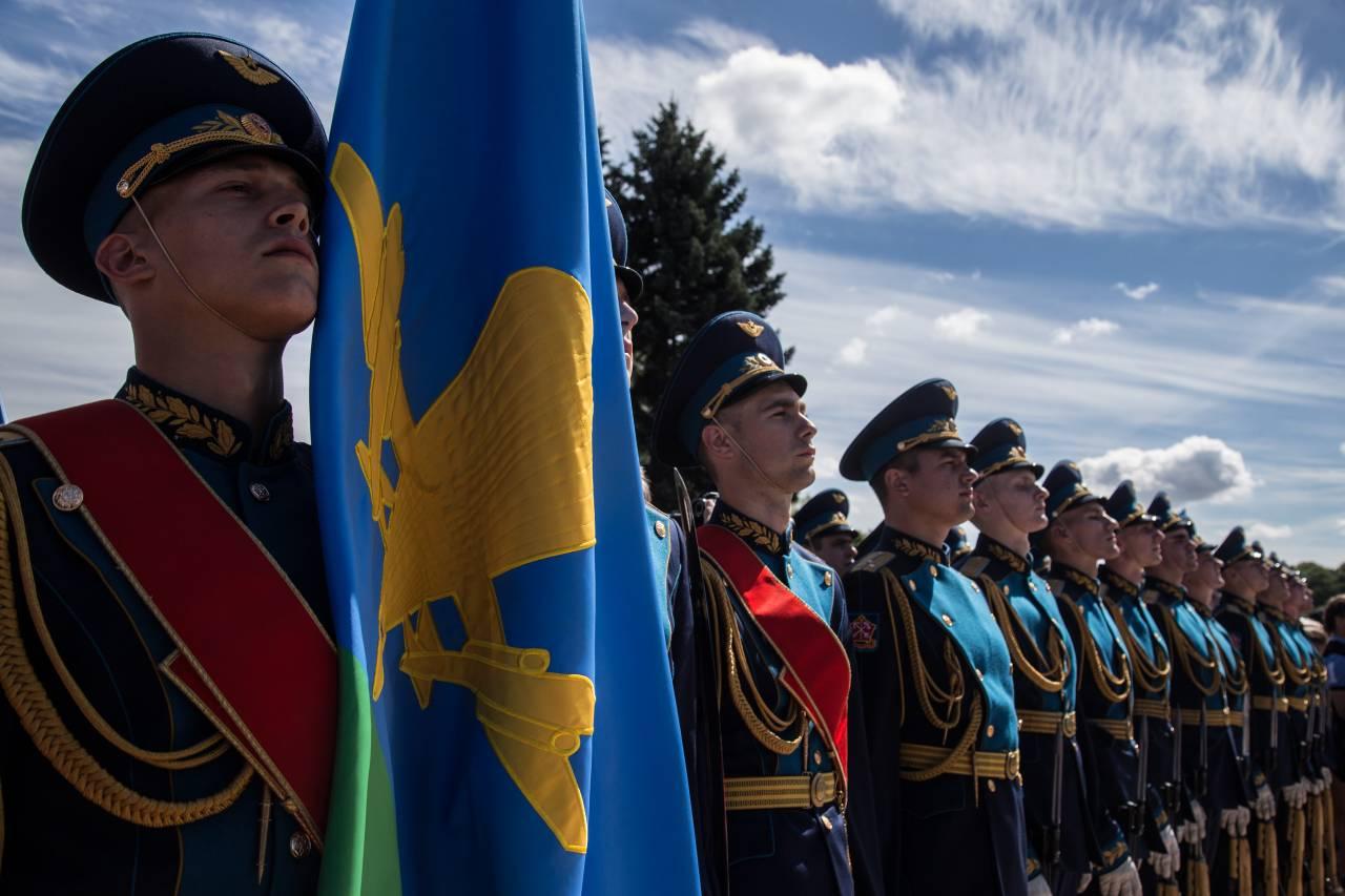Российская Федерация увеличит число «ударных» подразделений ВДВ