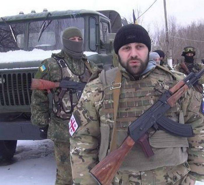 Georgian mercenary accused the Czech Republic in helping Donbass