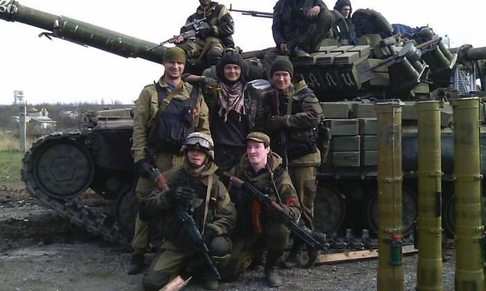 """10月21-27关于DNR的军事和社会状况以及军事领导人""""Mag""""的LC的每周摘要"""
