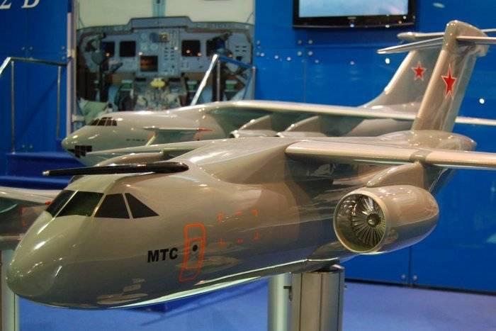 O primeiro voo do IL-276 está agendado para o ano 2023