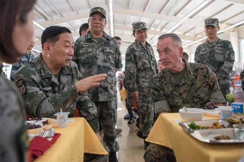 En una sesión informativa en los Estados Unidos: China planea un ataque a Guam
