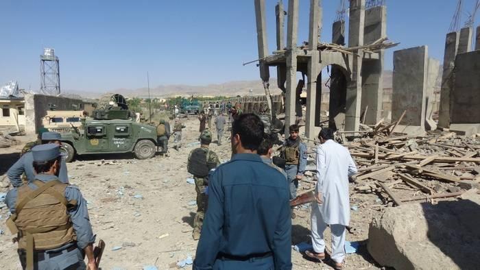 Datos clasificados de Estados Unidos sobre las pérdidas de las fuerzas armadas afganas.