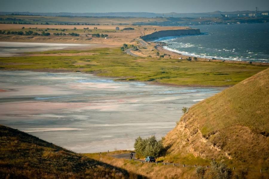 Problemas de abastecimiento de agua de la estepa Crimea como una forma de enriquecer a las élites locales