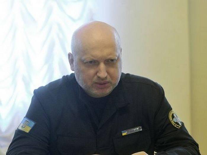Турчинов поручил усилить контрразведывательный режим на Украине