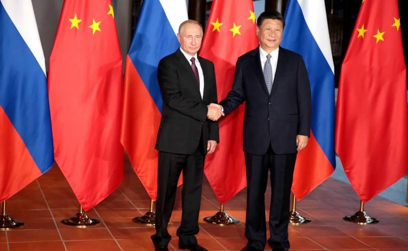 Союзу Китая с Россией не бывать: китайское мнение