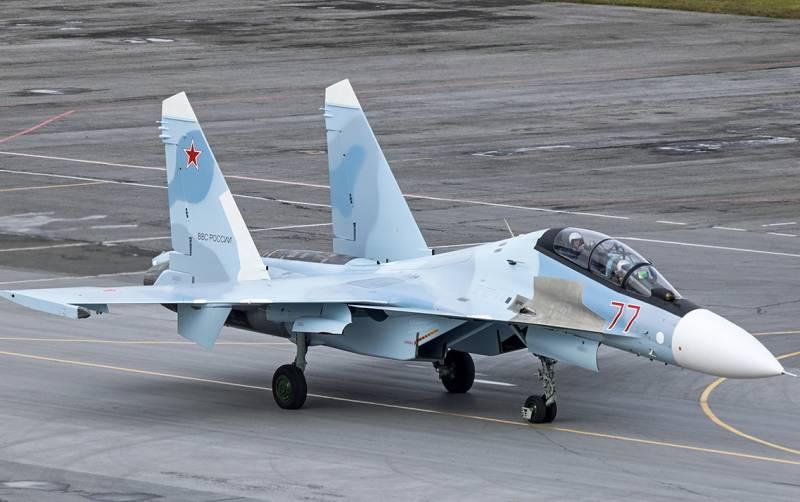 Курский авиаполк пополнился новыми истребителями