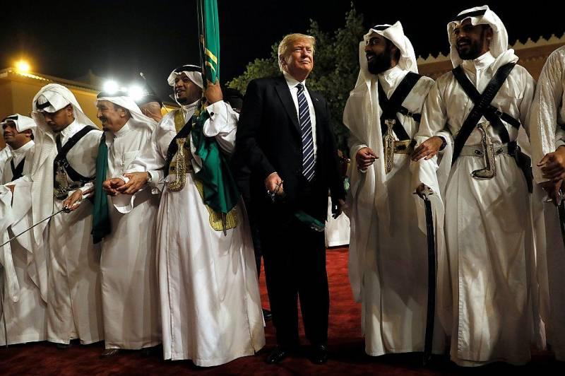 Король Саудовской Аравии прилетел в Москву сдаваться на милость победителю