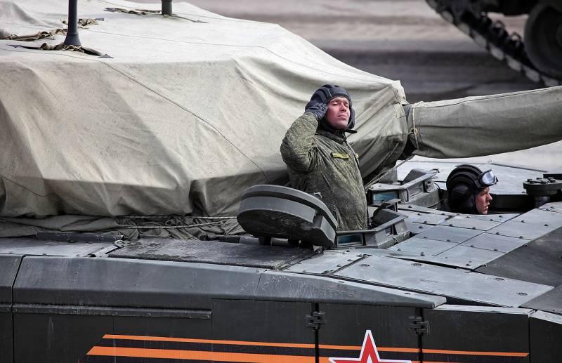 The Diplomat: будущее российских бронетанковых войск может быть в беде