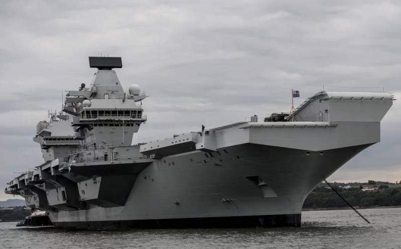 Британия готовится поддержать силовую операцию против КНДР