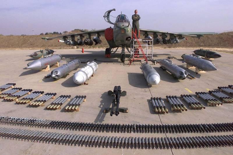 Авиация против танков (часть 4)
