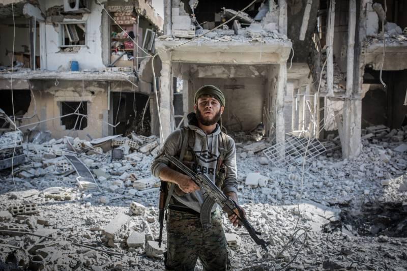 Клинцевич: американцы хотят превратить Ракку в столицу САР, неподконтрольную Асаду