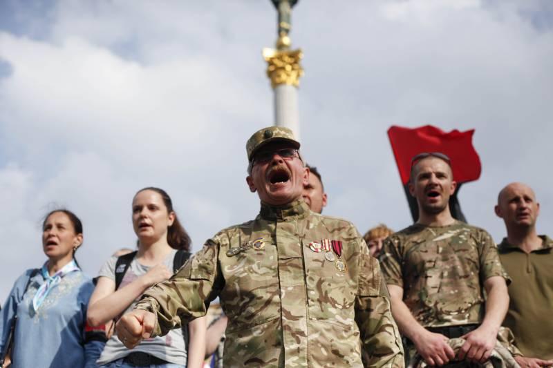 Украинский комбат: «Мы просто прирожденные диверсанты и разведчики»